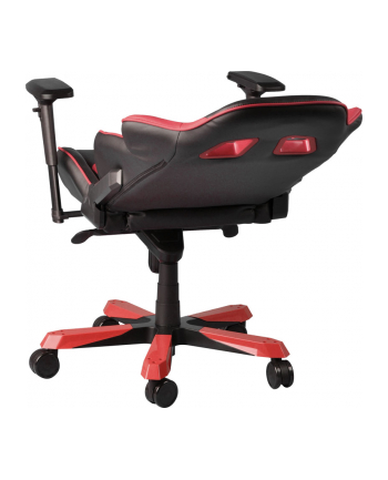 DXRacer King Gaming Chair - Black/Red - OH/KS06/NR
