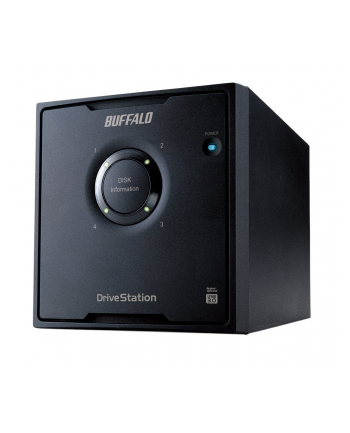 Buffalo DriveStation Quad - 12 TB - USB 3.0