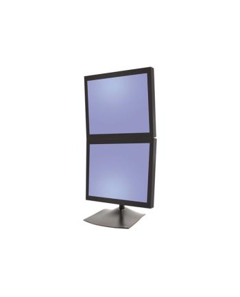 Ergotron Serie DS100 2 Monitory pionowo