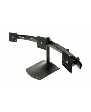 Ergotron DS100 Triple Monitor Stand black