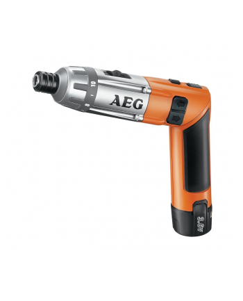 AEG Wkrętarka akumulatorowa  SE 3.6 Li 3,6V orange
