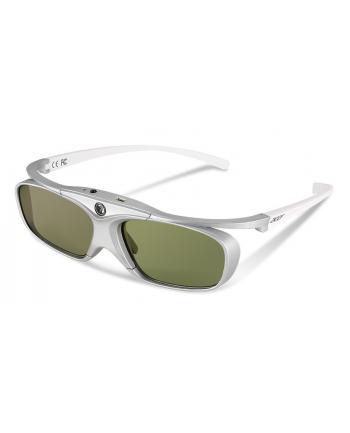 Acer DLP Okulary 3D - E4W - białe - MC.JFZ11.00B