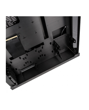 Lian Li PC-O7SX czarny - Wallmount open Air chassis