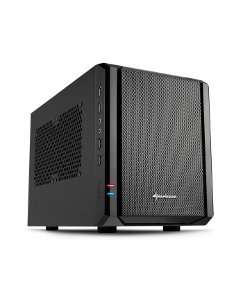 Sharkoon QB ONE - USB 3.0 - Mini-ITX - czarny