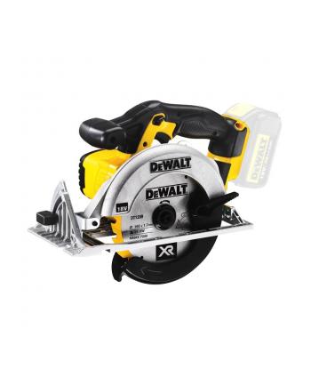 Dewalt Akumulatorowa ręczna pilarka tarczowa DCS391NT 18V yellow