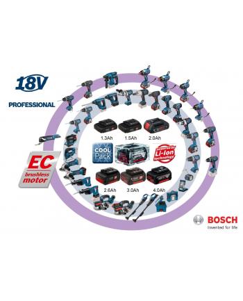 Bosch Akumulatorowa piła szablasta GSA 18V Li blue