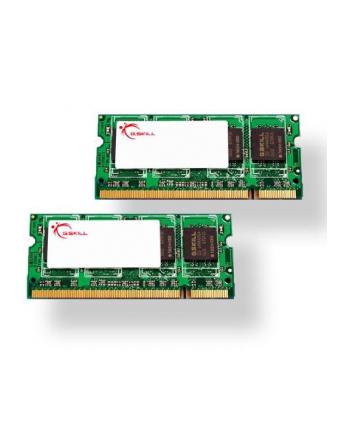 G.Skill DDR3 SO-DIMM 4GB 1600-999 SQ Dual