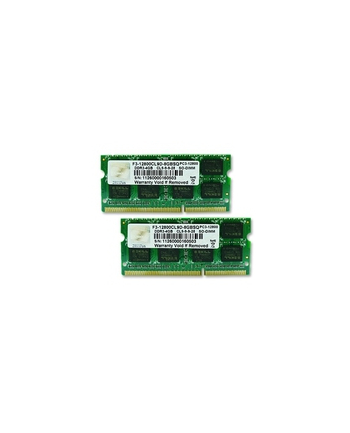 G.Skill DDR3 SO-DIMM 8GB 1600-999 SQ Dual