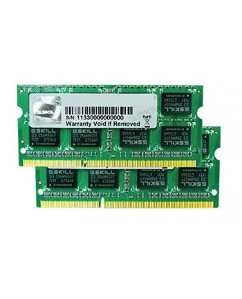 G.Skill DDR3 8GB 1333-999 Ripjaws SA Dual