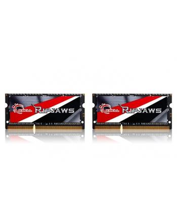 G.Skill DDR3 SO-DIMM 8GB 1600-11 RSL Dual