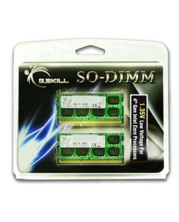 G.Skill DDR3 SO-DIMM 8GB 1600-11 SL Dual
