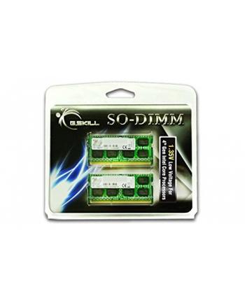 G.Skill DDR3 SO-DIMM 8GB 1600-999 SL Dual