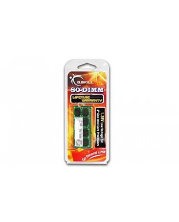 G.Skill DDR3 SO-DIMM 4GB 1600-999 SL