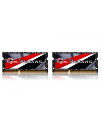 G.Skill DDR3 SO-DIMM 8GB 1866-11 RSL Dual