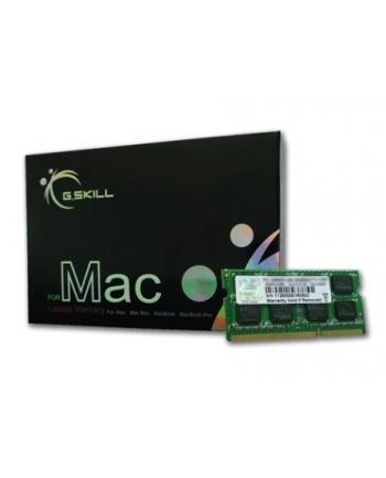 G.Skill DDR3 SO-DIMM 4GB 1600-11 SQ