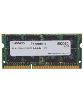 Mushkin DDR3 SO-DIMM 8GB 1333-9 Essent