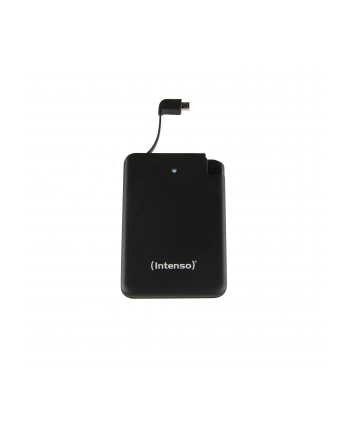 INTENSO Powerbank Slim 2500mAh 2A Black - 7332500