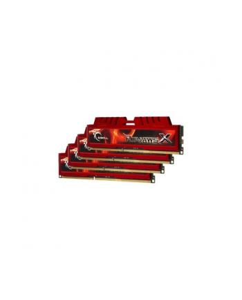 G.Skill DDR3 32GB 1600-10 RipjawsX Quad