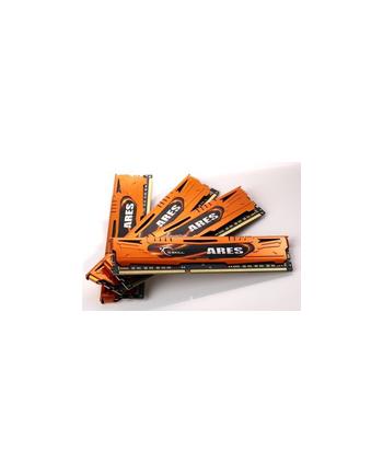G.Skill DDR3 32GB 1600-10 Ares LowProfile Quad