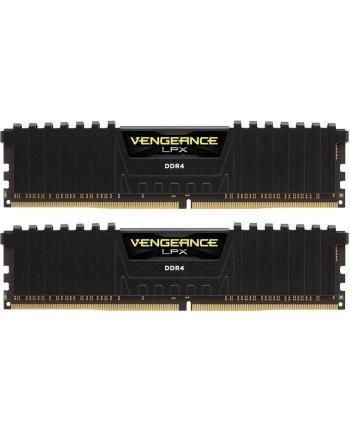 Corsair DDR4 32GB 3000-15 Kit - Vengance LPX Black