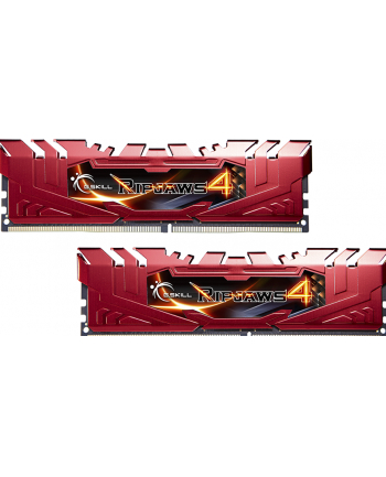 G.Skill DDR4 16GB 2133-15 Ripjaws 4 Red