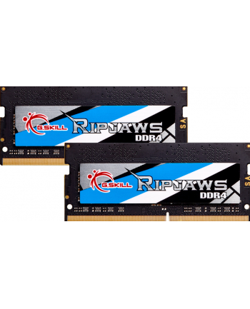 G.Skill DDR4 SO-DIMM 16GB 2400-16 Ripjaws - Dual Kit