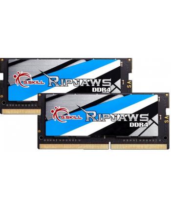 G.Skill DDR4 SO-DIMM 16GB 2666-18 Ripjaws - Dual Kit