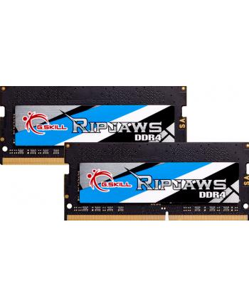 G.Skill DDR4 SO-DIMM 32GB 2666-18 Ripjaws - Dual Kit