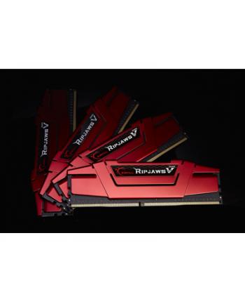 G.Skill DDR4 64GB 3000-15 Ripjaws V Quad Kit