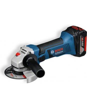 Bosch Akumulatorowa szlifierka kątowa GWS 18-125 V Li blue