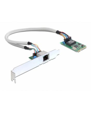 Delock MiniPCIe I/O PCIe 1xGB LAN