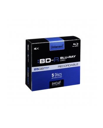 BD-R 4x JC 25GB Intenso 5 sztuk