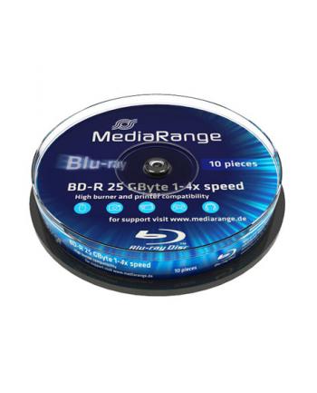 BD-R 4x CB 25GB MediaR 10 sztuk