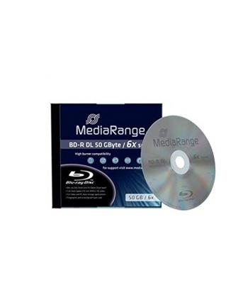 BD-R DL 6x JC 50GB MediaR 1 sztuk