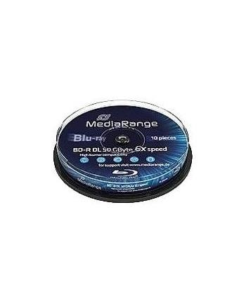 BD-R DL 6x CB 50GB MediaR 10 sztuk