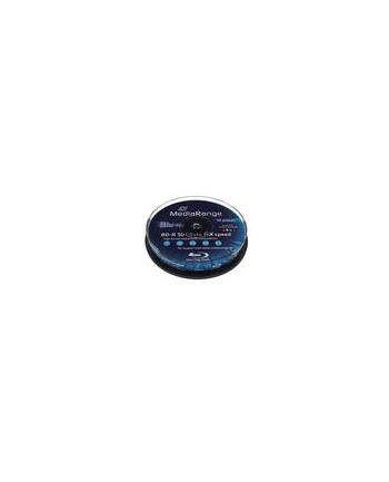 BD-R DL 6x CB 50GB MediaR Pr. 10 sztuk