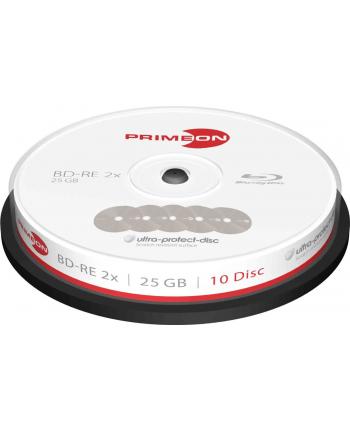 PRIMEON BD-RE 25 GB 2x, Blu-ray - 10 sztuk