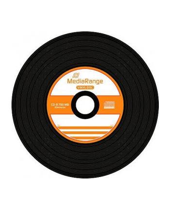 CDR 52x CB 700MB MediaR. Vinyl 50 sztuk