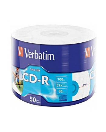 Verbatim CD-R 700 MB Spindel - 50 sztuk