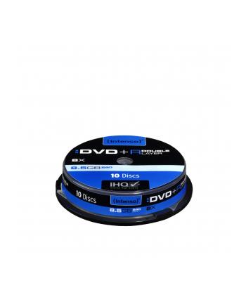 DVD+DL 8x CB 8,5GB Intenso 10 sztuk