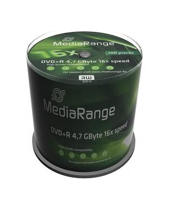 DVD+R 16x CB 4,7GB MediaR 100 sztuk