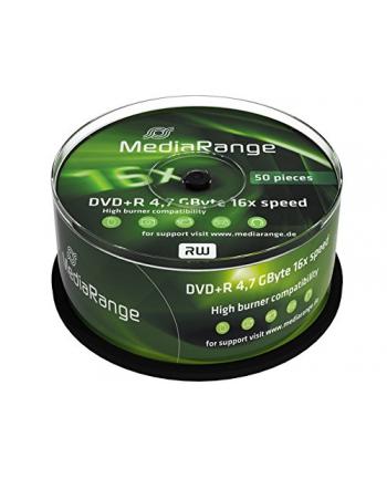 DVD+R 16x MC 4,7GB MediaR. 50 sztuk
