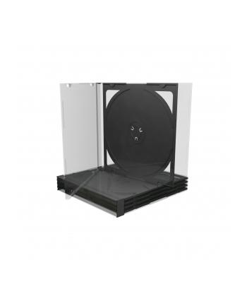 CD/DVD Jewelcase Double 100 sztuk