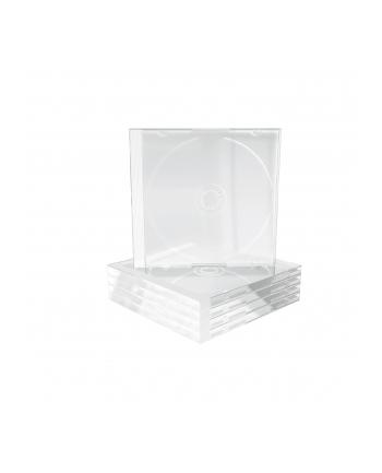 CD/DVD Jewelcase Single trp 100 sztuk