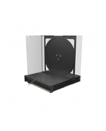CD/DVD Jewelcase Double Retail 5 sztuk