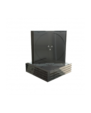 CD/DVD Jewelcase Single Retail 5 sztuk