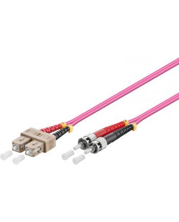 LWL Kabel SC-ST Multi OM4 5m