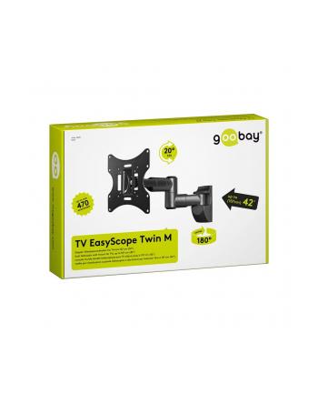 Goob Twin M WA black H-SB-NT-- < 30 Kg