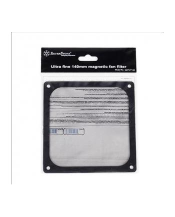 SilverStone SST-FF143B - filtr przeciwkurzowy
