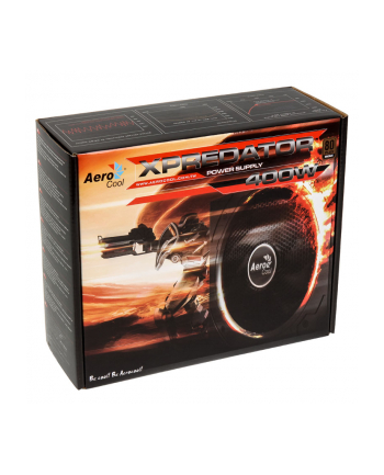 Aerocool Xpredator 400W - 80Plus Bronze
